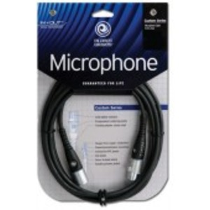Planet Waves XLR-XLR Microphone Cable