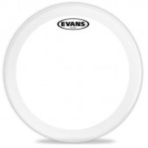 Evans EQ2 Clear Bass Drum Batter Head