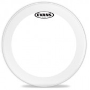 Evans EQ4 Clear Bass Drum Batter Head