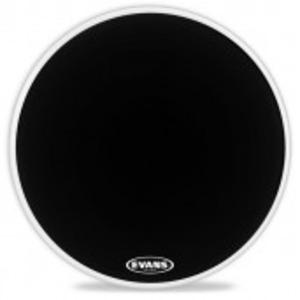 Evans EQ1 Resonant Black Bass Drum Head