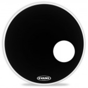 Evans EQ3 Resonant Black Drum Head