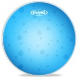Evans Hydraulic Blue Drum Head