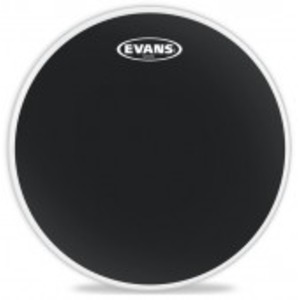 Evans Hydraulic Black Drum Head