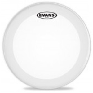 Evans EQ4 Frosted Bass Drum Batter Head