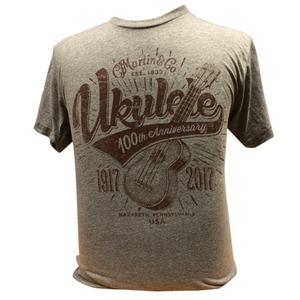 Martin C F Martin Clothing - T Shirt - Ukulele 100th Anniversary