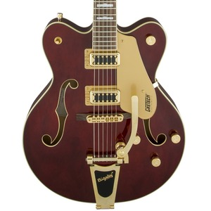 Gretsch Electromatic G5422TG Double Cutaway Hollow Body with Bigsby - Walnut Stain