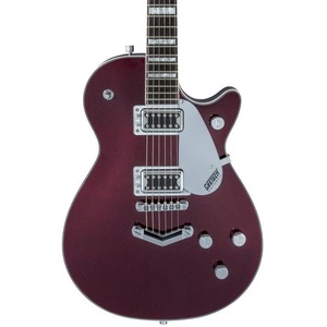 Gretsch Electromatic G5220 Jet BT Electric Guitar - Electromatic G5220 Jet Bt Electric Guitar - Dark Cherry Metallic