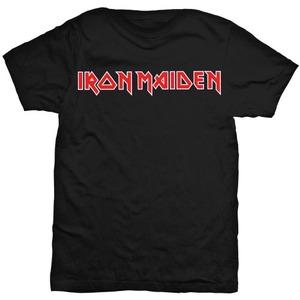 Official Iron Maiden Logo T-Shirt