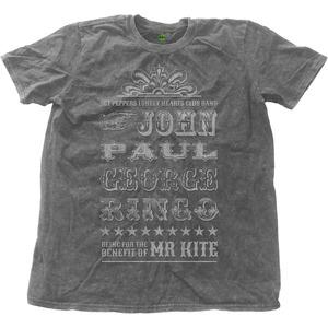 Official Beatles Mr.Kite T-Shirt