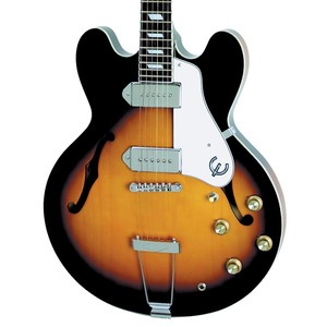 Epiphone Casino Electric Guitar - Vintage Sunburst