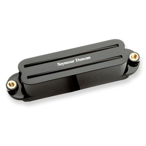 Seymour Duncan Cool Rails SCR-1b Single Coil Bridge Pickup - Black