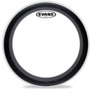 Evans EMAD2 Clear Bass Drum Batter Head