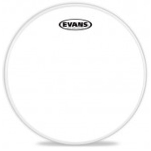 Evans Power Center Reverse Dot Snare Batter Drum Head