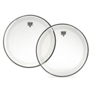 Remo Powerstroke 4 Clear Bass Drum Batter Head