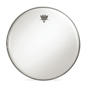 Remo Ambassador Smooth White Bass Drum Head