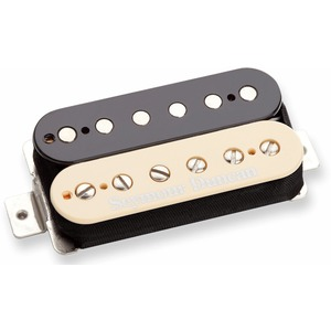 Seymour Duncan Duncan Distortion SH-6n Humbucker Neck Pickup - Zebra