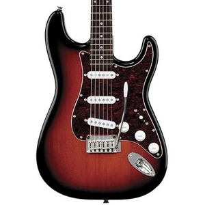 Squier Standard Strat - Antique Burst