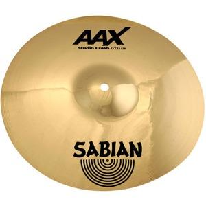 Sabian AAX Series - Studio Crash