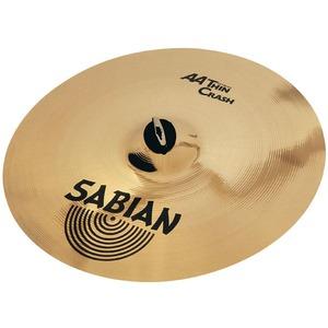 Sabian AA Series - Thin Crash