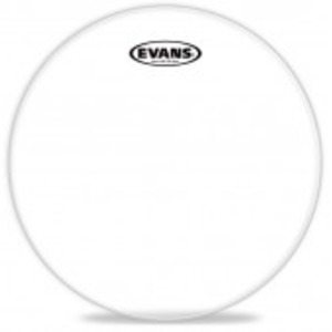 Evans Glass 500 Snare Side Drum Head