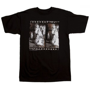 Fender T-Shirt - Hendrix Monterey / Black - SMALL