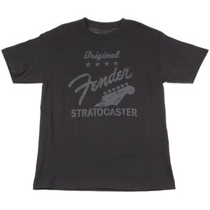 Fender T-Shirt - Original Strat / Charcoal - LARGE