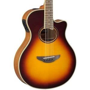 Yamaha APX700 II Electro Acoustic - Brown Sunburst