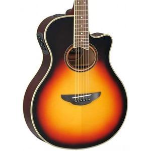 Yamaha APX700 II Electro Acoustic - Vintage Sunburst