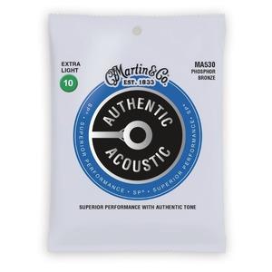Martin Authentic Acoustic Strings SP Phosphor Bronze