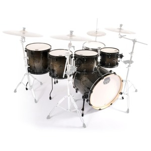 """Mapex Armory Shell Pack - 22"""" Power Fusion 6 Piece"""