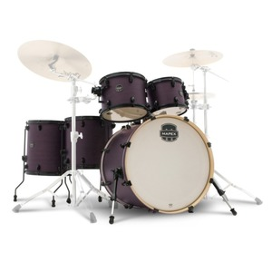 "Mapex Armory Shell Pack - 22"" Rock Fusion / Short Stack 6 Piece"