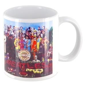 Official Beatles Boxed Mug - Sgt Pepper