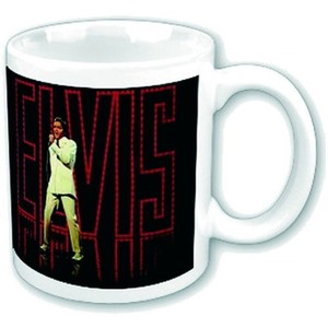 Official Elvis Presley Boxed Mug - 68 Special