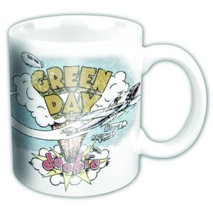 Official Green Day Boxed Mug - Dookie
