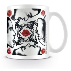 Official Red Hot Chili Peppers Boxed Mug - Blood Sugar Sex Magic