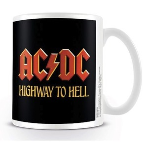 Official AC/DC Boxed Mug - Highway to Hell