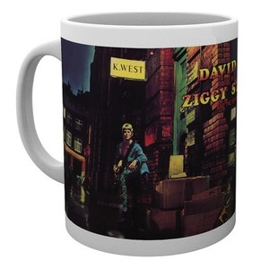 Official David Bowie Boxed Mug - Ziggy Stardust
