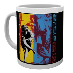 Official Guns N Roses Boxed Mug - Use Your Illusion