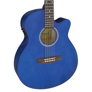 Brunswick BTK30 Electro Acoustic Guitar - Blue