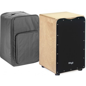 Stagg Cajon and Bag Set
