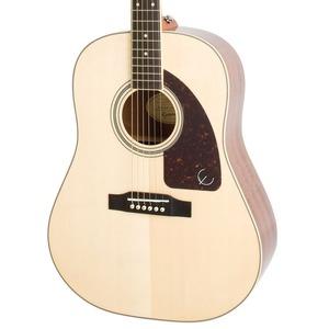 Epiphone AJ-220s Solid Top Acoustic Guitar - Natural