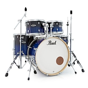 "Pearl EXL Export Drumkit LACQUER - NO CYMBALS - 22"" Rock"
