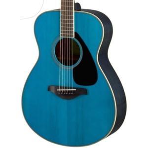 Yamaha FS820 Acoustic Guitar - Turquoise