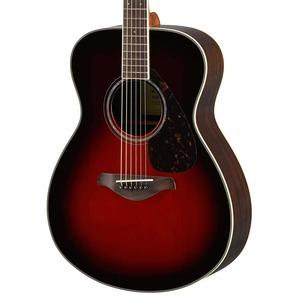 Yamaha FS830 Acoustic Guitar - Tobacco Brown Sunburst