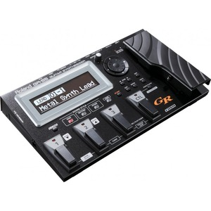 Roland GR55 Guitar Synthesizer in Black - NO PICKUP