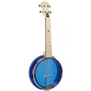 Gold Tone Little Gem Ukulele Banjo  - Little Gem Ukulele Banjo - Sapphire