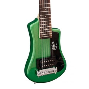 Hofner Shorty Guitar - Green
