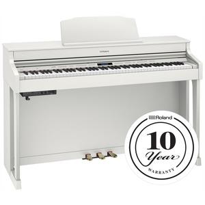Roland HP603A Digital Piano White - DISPLAY MODEL