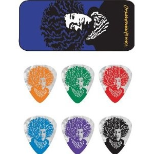 Jim Dunlop Jimi Hendrix Pick Tin