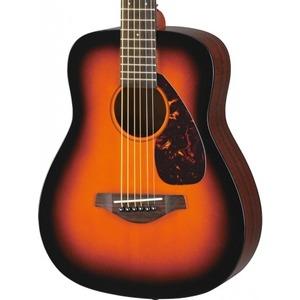 Yamaha JR2S Solid Top Mini Guitar - Tobacco Sunburst